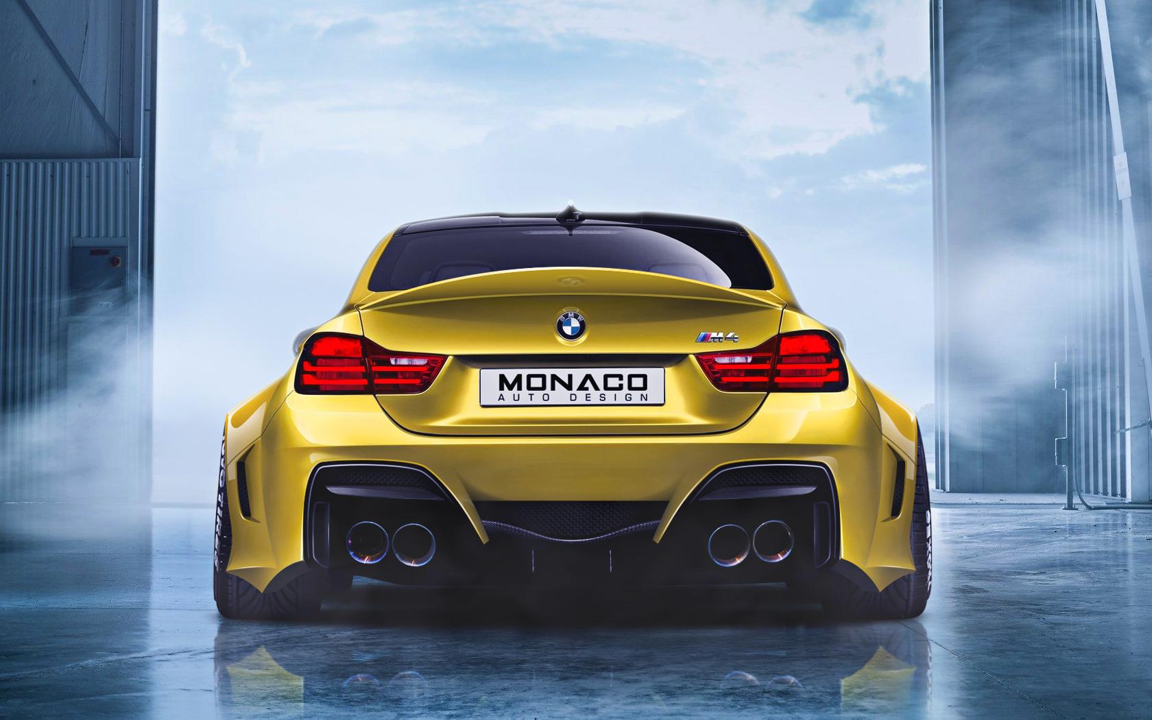 Bmw M4 Widebody Kit Monaco Auto Design By