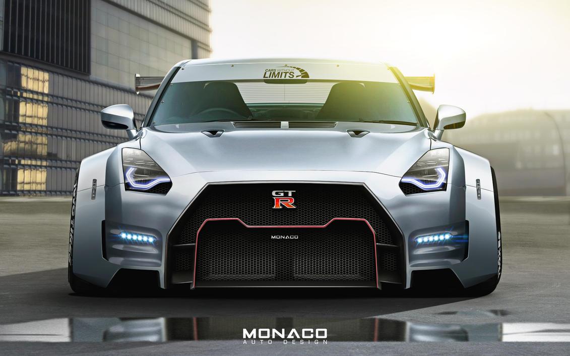 [WIDEBODY] Nissan GTR R35 by MonacoAutoDesign on DeviantArt