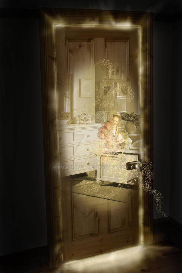 Waking Annabelle by RosinAngel