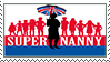 Supernanny Stamp by RosinAngel