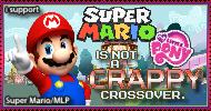 Anti Mario x MLP hater stamp by AirWolf-Animatronic