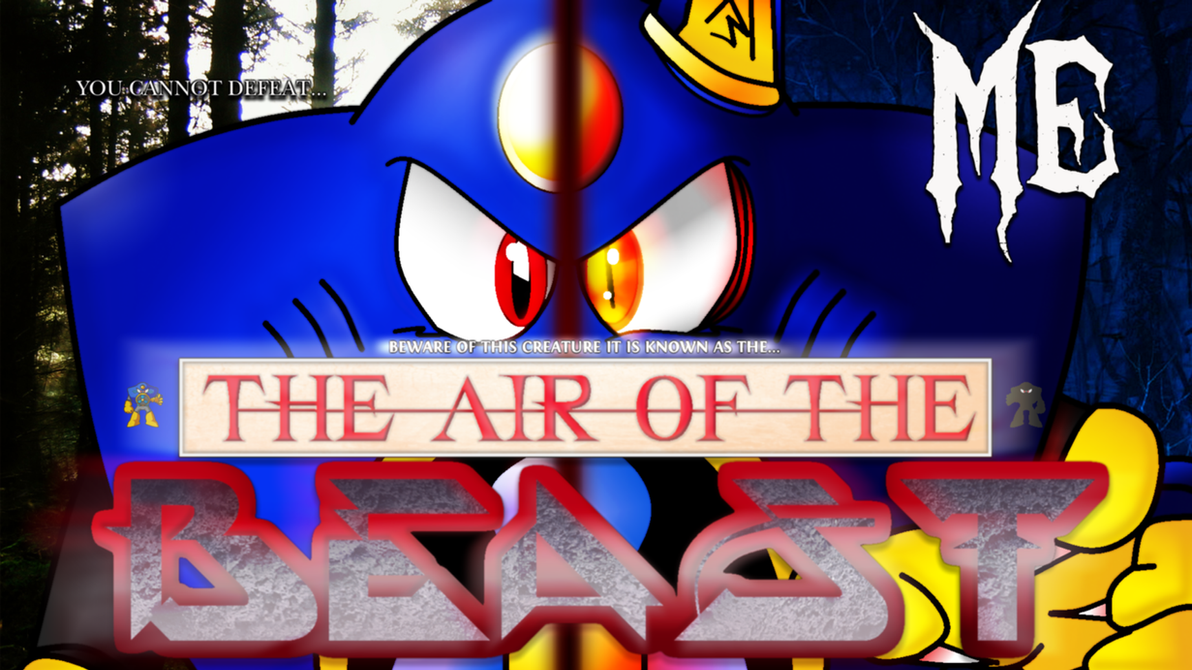 The Air of the Beast wallpaper by Airman-EXE