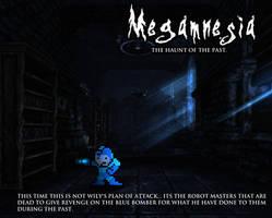 Megamnesia - The Haunt of the Past by AirWolf-Animatronic