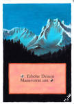 Altered 4th Edition Mountain