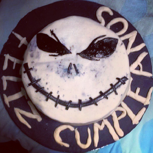 Jack Birthday Cake by Peketigregirl
