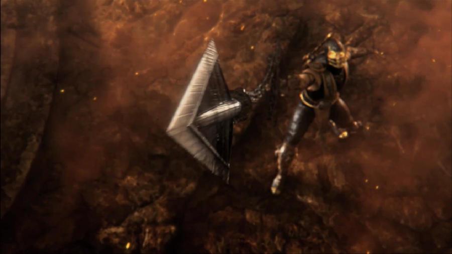 Mortal Kombat 9- Scorpion by Glastonbury0 on DeviantArt