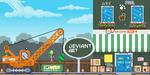 Deviant Supermarket by Millkydad