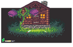 Shack. Forest creature. Part 3 by Millkydad