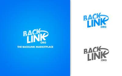 Logo 68: Backlink.org by zainadeel