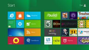 Windows 8 Running App Indicatr