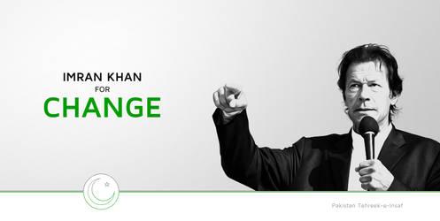 Imran Khan for Change
