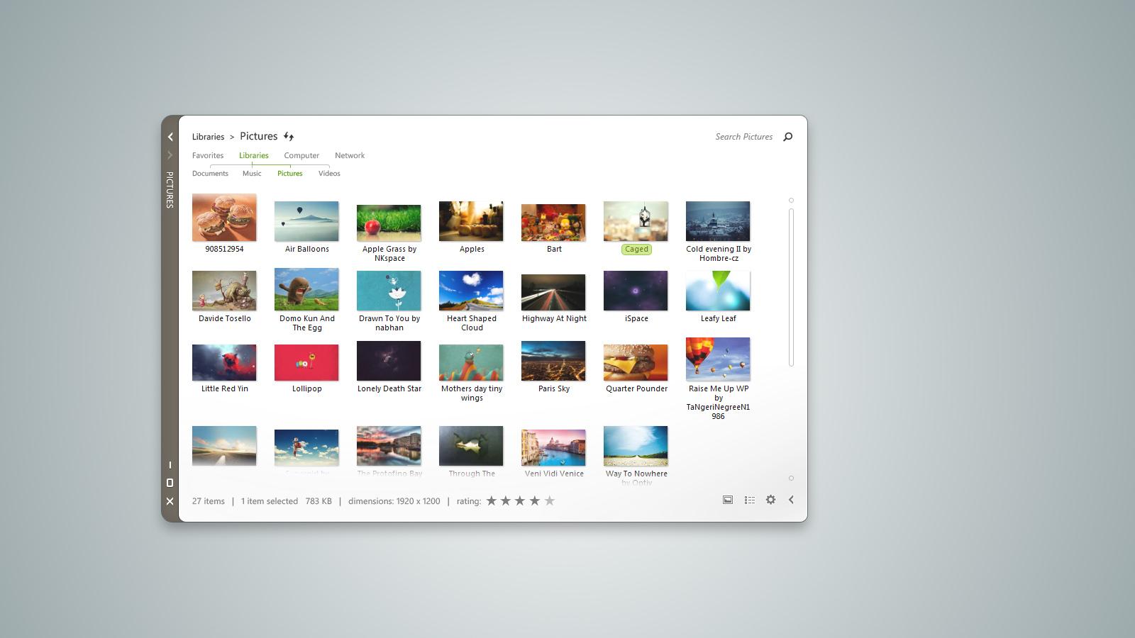 Windows Discoverer min by zainadeel