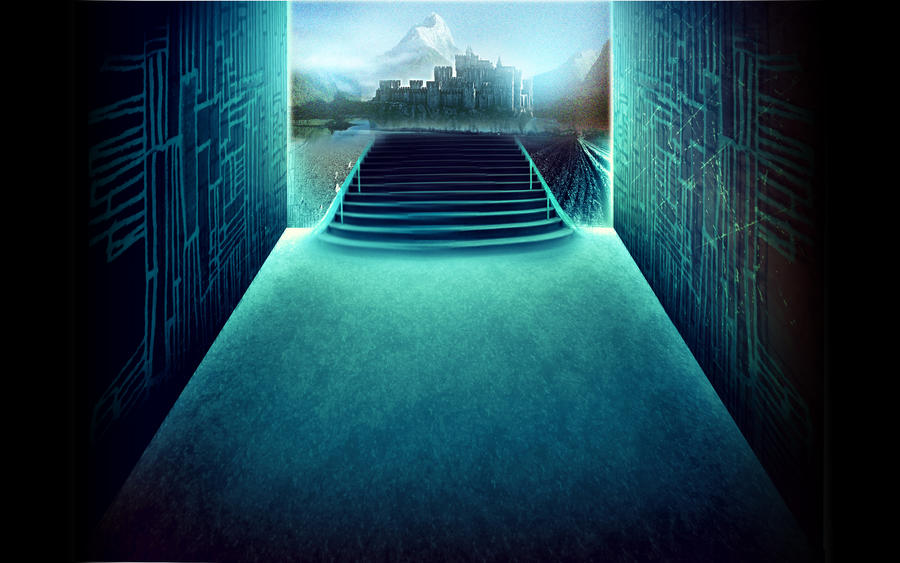 Real 3d cinema hall by lordskizz on deviantart for 3d wallpaper for hall