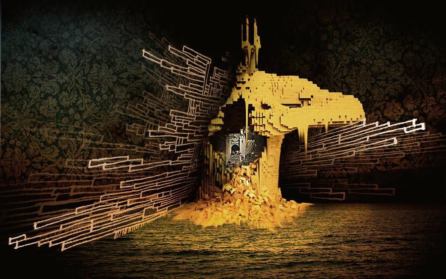 Lego Frame by LordSkizz