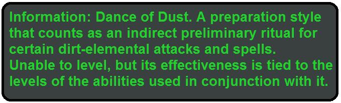 info dance dust