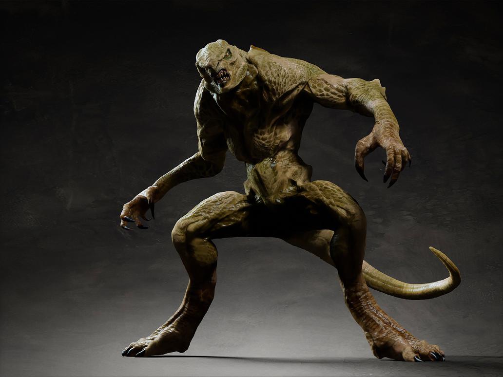 Cgi alien creature nudes scenes