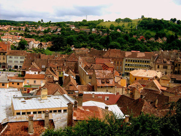 Sighisoara by ReviveYourSoul