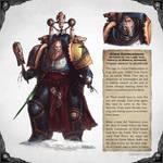 Gorm Oddmundson - Warhammer 40,000 Fan Art