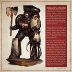 Vordin Kraai - The Horus Heresy Fan Art