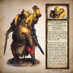 Thorne - Warhammer The Old World Fan Art