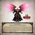Lucian Rosen - Warhammer 40,000 Fan Art