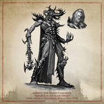 Ambryo the Perfect Parasite - THH Fan Art