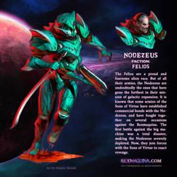 Ironi, Nodezeus - Rexmaquina