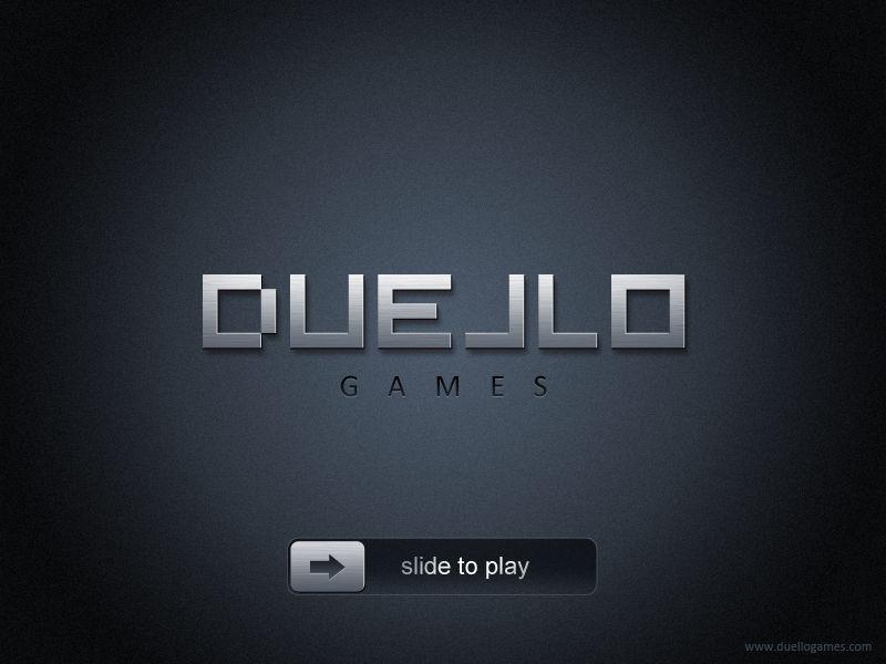 Duello Games Logo Art