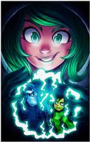 Custody : Electrostatic by Amano-G