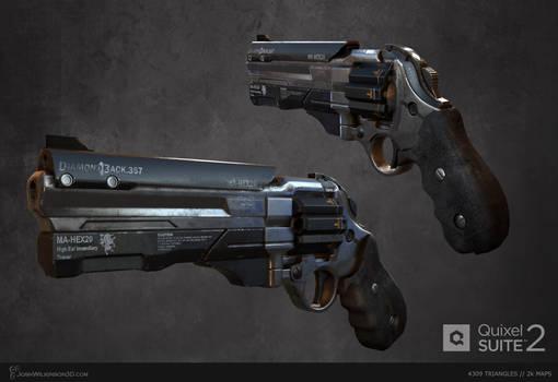 Sci-Fi Revolver [final]