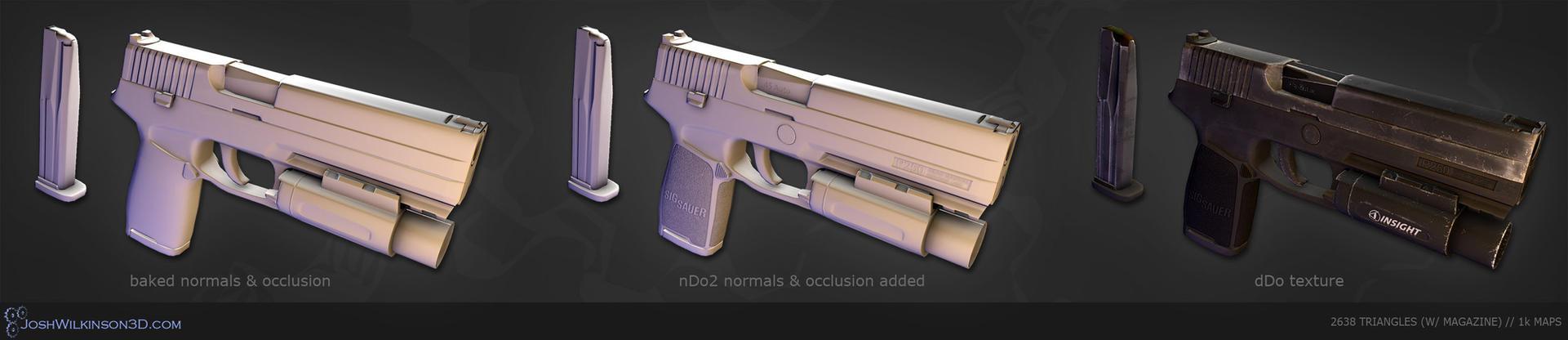 SIG Sauer P250 [details] by BringMeASunkist