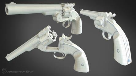 Schofield Revolver wires