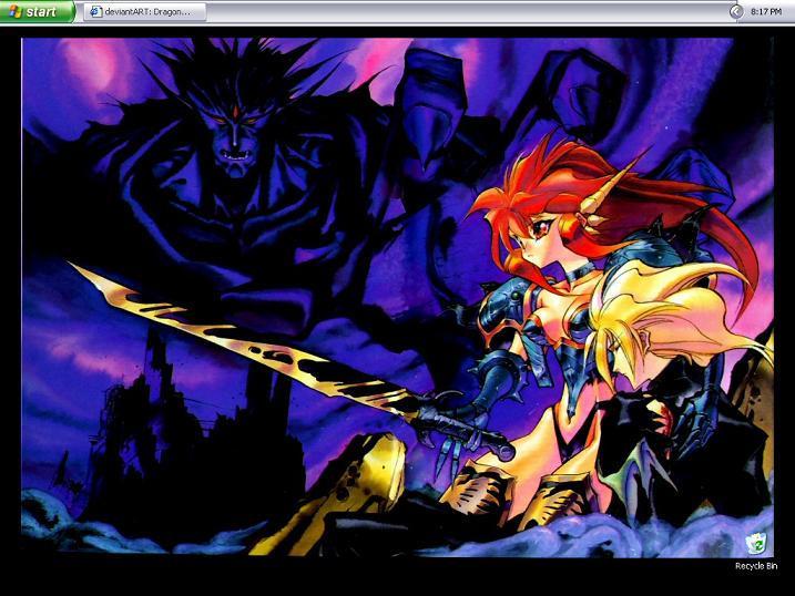 Dragon Half Wallpaper by DragonHalf-Club