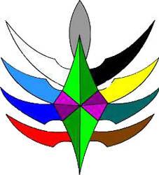9 Winged Crest