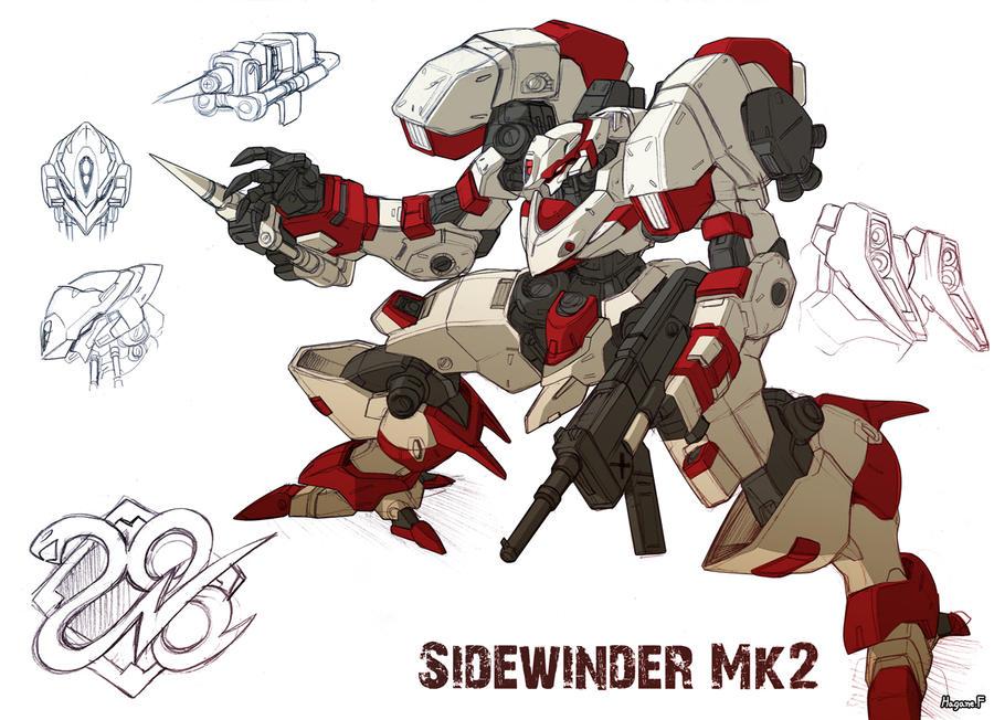 Sidewinder Mk2 by haganef