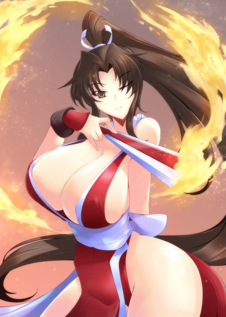 shiranui anime Mai