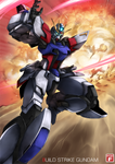 Buildstrike Gundam