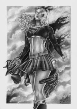 Supergirl by Bruna Celeghim
