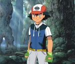 Ash Ketchum 6th Generation (Fan Costume 4)