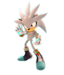 Silver The Hedgehog (Upgreaded)
