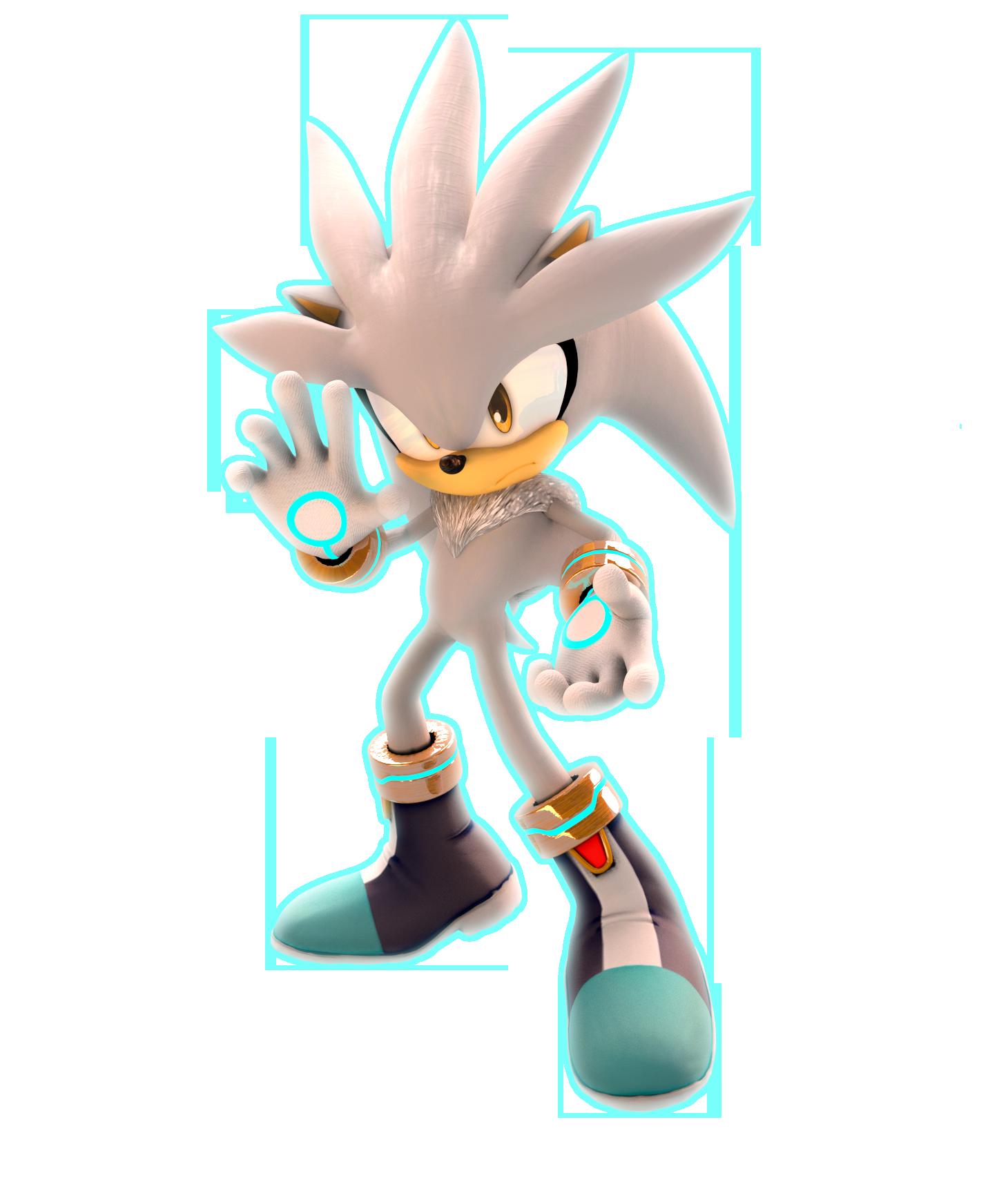 Super Silver  Sonic News Network  FANDOM powered by Wikia