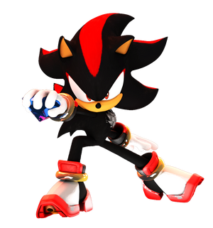Shadow With Emerald