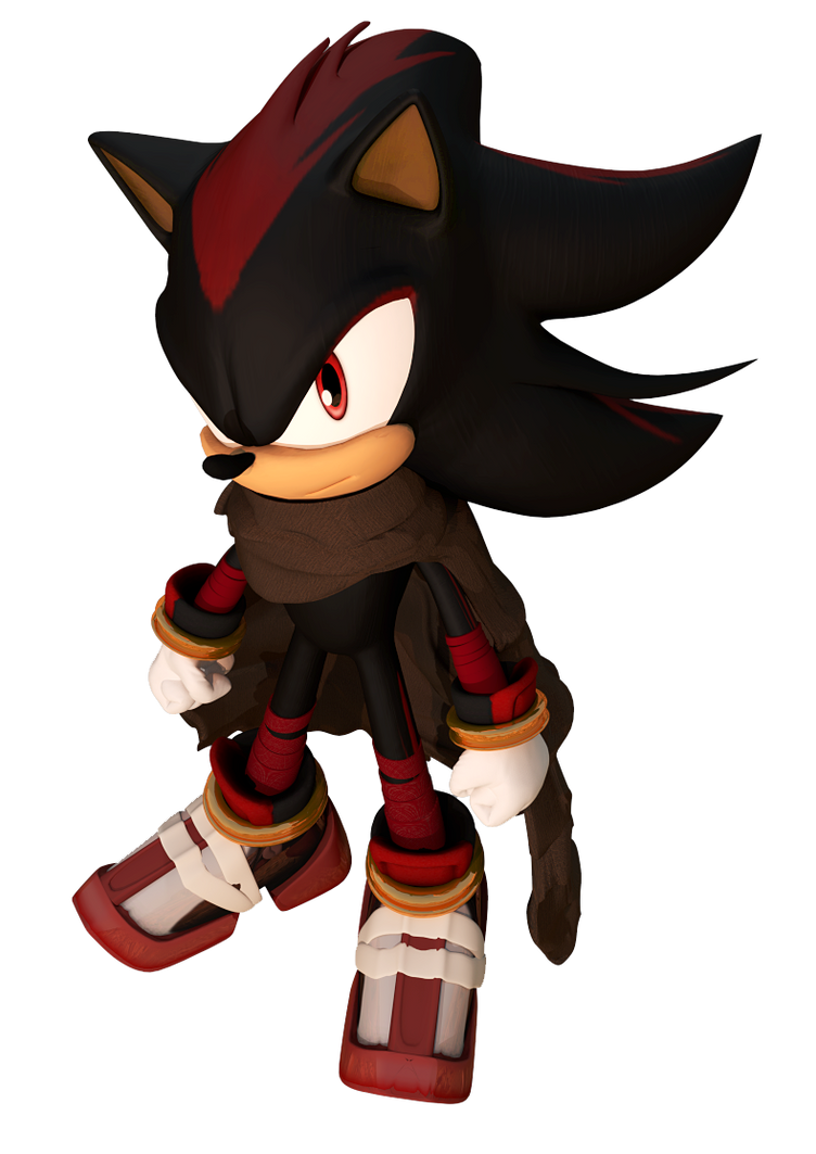 Sonic boom shadow concept sonic the hedgehog know your meme - Shadow sonic boom ...