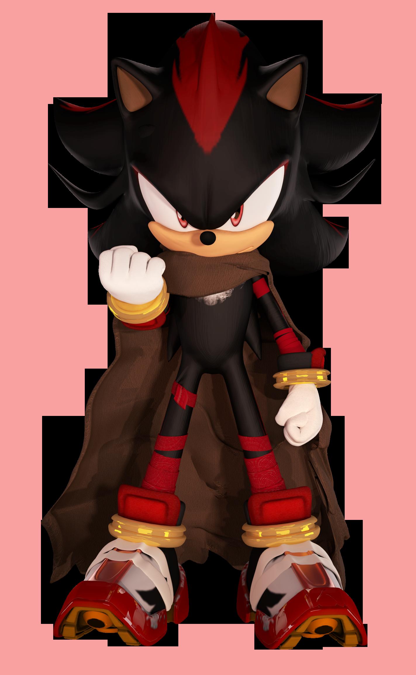 Shadow the hedgehog boom fan design 2 by finnakira on - Shadow sonic boom ...