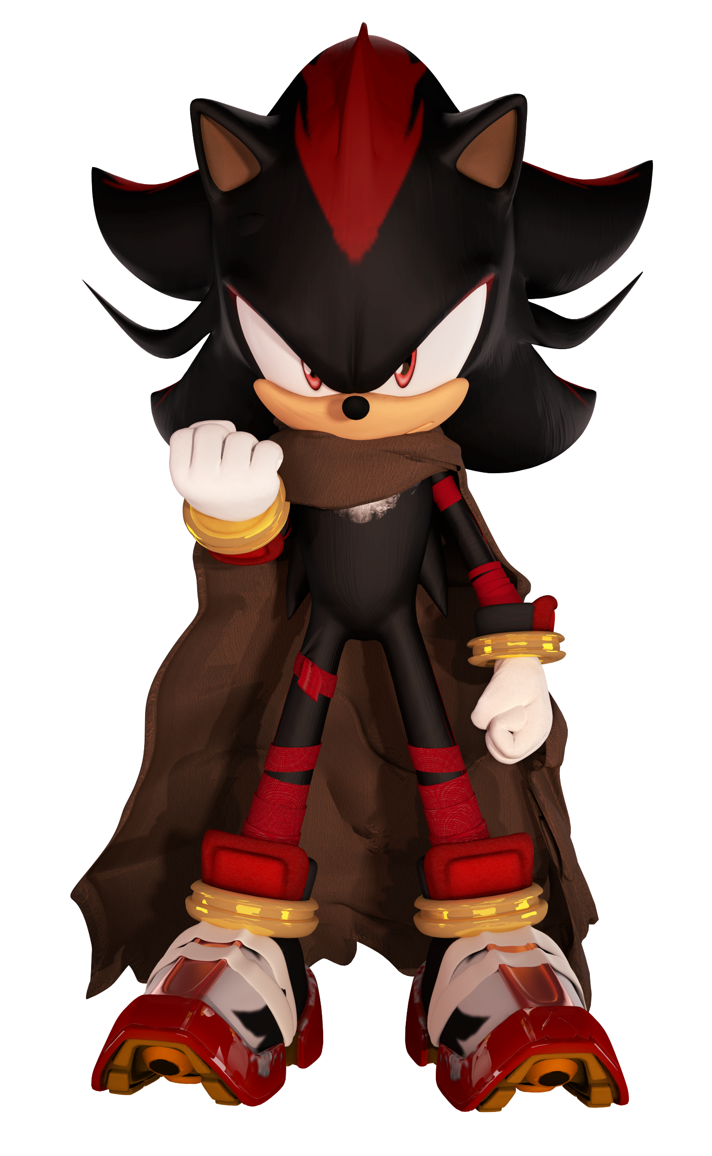Shadow the hedgehog boom fan design 2 by finnakira on deviantart - Shadow sonic boom ...