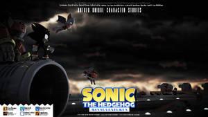Sonic Misadventures: Team Dark Poster