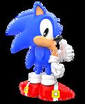 Classic Sonic Advance Pose