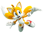 Tails Flying (Recreated Pose) Upgraded