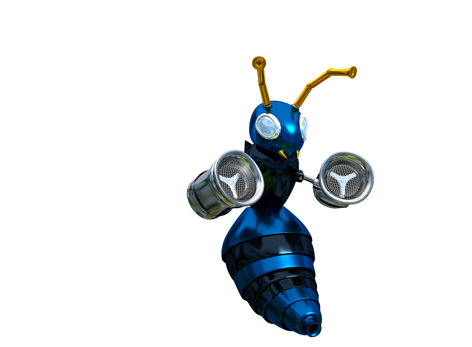 Buzz Bomber Remodeled