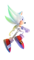 Hyper Sonic (Cobanermani456 Request)